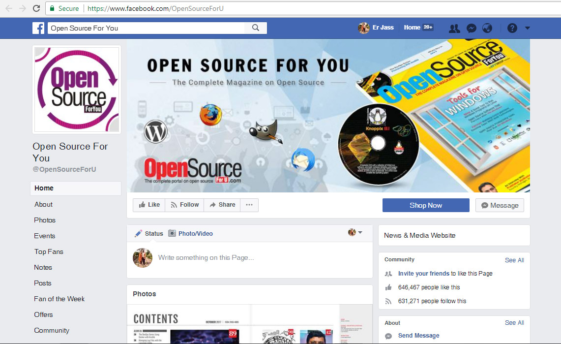 open-source-facebook