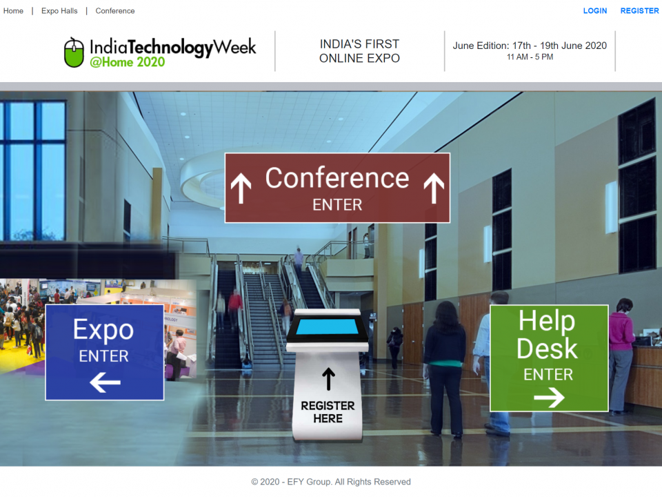 India Technology Week