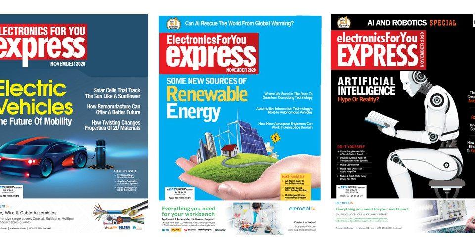 EFY Express Announced